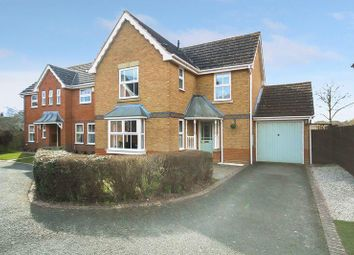 Thumbnail 3 bed detached house to rent in Malvern Place, Bartestree, Hereford