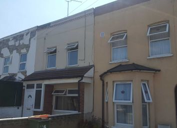 Thumbnail 4 bed semi-detached house to rent in Buxton Road, London