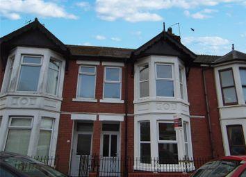 Thumbnail 3 bed terraced house for sale in Caewallis Street, Bridgend, Mid Glamorgan