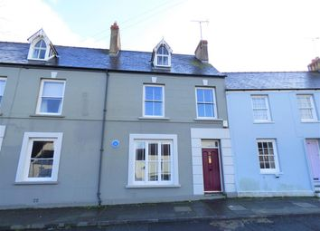 Thumbnail 3 bed town house for sale in Bank Row, Dew Street, Haverfordwest