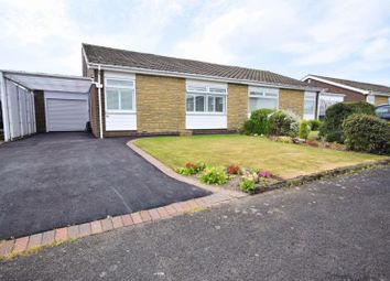 Thumbnail 2 bed bungalow for sale in Kenmoor Way, Chapel Park, Newcastle Upon Tyne