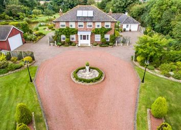 Thumbnail 5 bed detached house for sale in Bratoft Manor & Detached Bungalow, Summer Gates Lane, Bratoft, Skegness