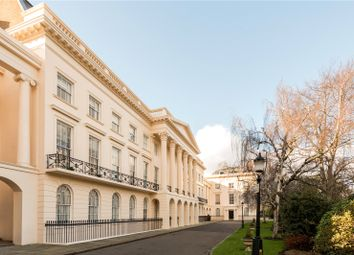 Thumbnail 3 bedroom flat to rent in Clarence Terrace, Regent's Park, London
