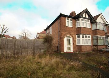 Thumbnail 3 bed end terrace house for sale in Knowsley Avenue, Southall