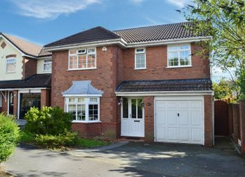 Thumbnail 4 bed detached house for sale in Parsonage Brow, Upholland
