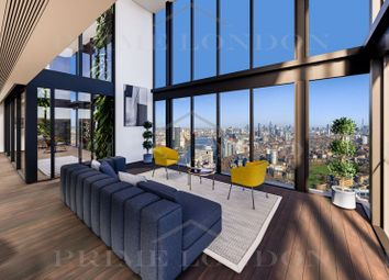 Damac Tower, Nine Elms, London SW8. 4 bed flat for sale