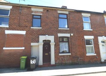 Thumbnail 2 bed terraced house for sale in Kent Street, Deepdale, Preston, Lancashire