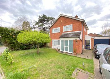 Thumbnail 4 bed detached house to rent in Clovelly Drive, Hellesdon, Norwich