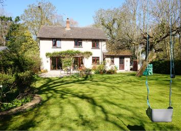 Thumbnail 5 bedroom detached house for sale in Redwick, Caldicot