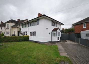 Thumbnail 3 bed semi-detached house to rent in Arkley Road, Hall Green, Birmingham