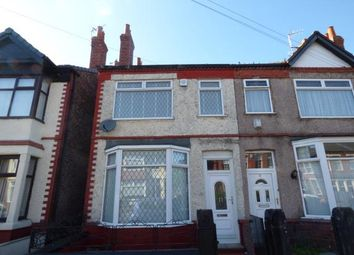 Thumbnail 3 bed semi-detached house for sale in Rosedale Avenue, Crosby, Liverpool, Merseyside