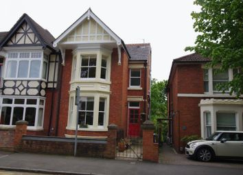 Thumbnail 4 bed semi-detached house for sale in Westlecot Road, Swindon