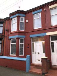 Burwen Drive, Walton, Liverpool L9. 3 bed terraced house for sale