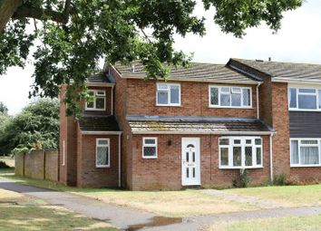Thumbnail 4 bed end terrace house for sale in Lowfield Way, Hazlemere, High Wycombe