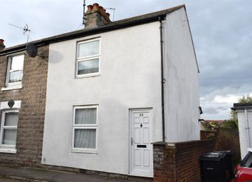 Thumbnail 2 bed end terrace house for sale in St. Nicholas Road, Newbury