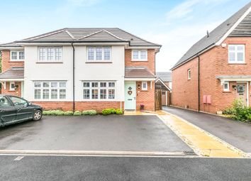 Thumbnail 3 bed semi-detached house for sale in Bill Thomas Way, Rowley Regis