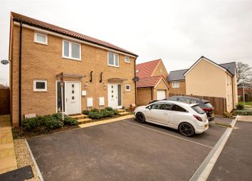Thumbnail 2 bed detached house for sale in Gentian Close, Lyde Green, Bristol