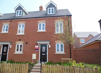 Thumbnail 3 bed semi-detached house to rent in Gerddi'r Briallu, Coity, Bridgend, Mid Glamorgan