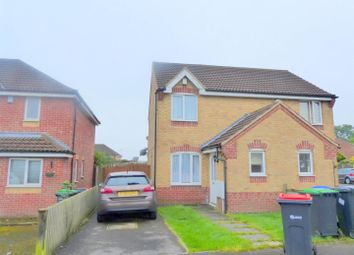 Thumbnail 2 bed semi-detached house to rent in Occupation Lane, Kirkby-In-Ashfield, Nottingham