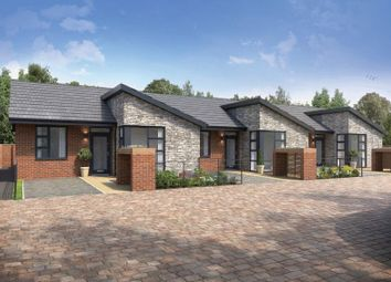 2 bed terraced bungalow for sale in Plot 8 The Rufford, Manver Arms, Edwinstowe NG21