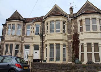 Thumbnail 1 bedroom flat to rent in Pitman Road, Weston-Super-Mare, North Somerset