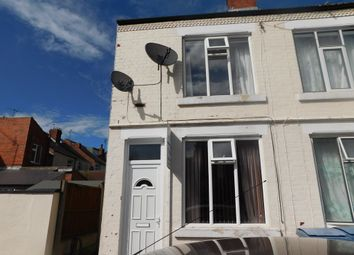 Thumbnail 2 bed end terrace house for sale in Prospect Street, Mansfield