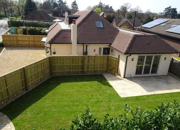 Thumbnail 4 bed semi-detached house for sale in Harts Lane, Burghclere, Newbury