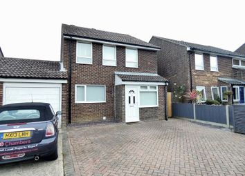 Thumbnail 4 bed detached house to rent in Plymouth Drive, Stubbington, Fareham
