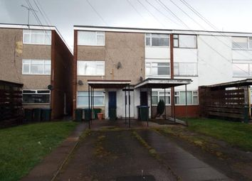 Thumbnail 3 bed maisonette for sale in Branstree Drive, Holbrooks, Coventry, West Midlands