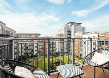 Thumbnail 1 bed flat for sale in Commander Avenue, London