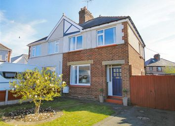 Thumbnail 3 bed semi-detached house for sale in Elwy Crescent, St. Asaph, Denbighshire