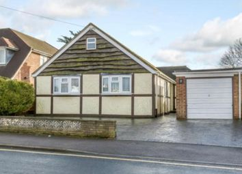 Thumbnail 4 bed detached bungalow to rent in Bampton Road, Luton