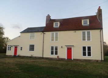 Thumbnail 5 bedroom farmhouse to rent in Canney Road, Steeple, Southminster