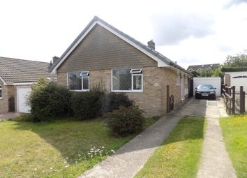 Thumbnail 2 bed detached bungalow for sale in The Mead, Hythe
