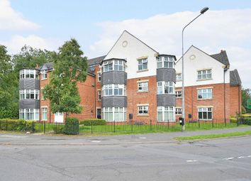 Thumbnail 2 bed flat for sale in Roebuck Close, Uttoxeter