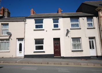 Thumbnail 3 bedroom terraced house for sale in Meddon Street, Bideford