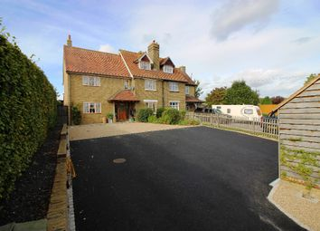 Thumbnail 4 bed semi-detached house for sale in Bank Cottages, Nettlestead Green