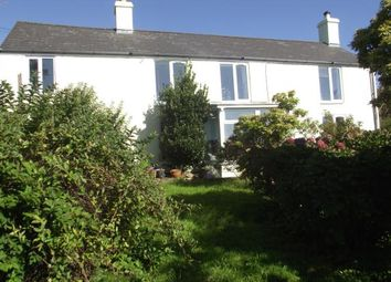 Thumbnail 3 bed detached house for sale in Pensilva, Liskeard, Cornwall