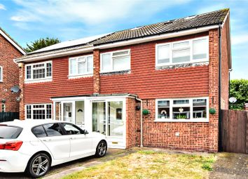 4 bed semi-detached house for sale in Coniston Close, West Dartford, Kent DA1