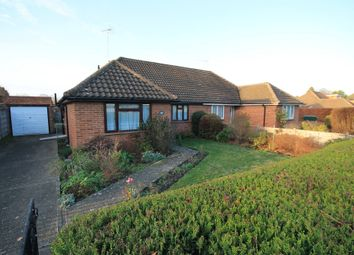 Thumbnail 2 bed semi-detached bungalow for sale in Wharf Road, Frimley Green, Camberley