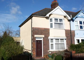 Thumbnail 2 bedroom semi-detached house for sale in Ridgefield Road, Oxford