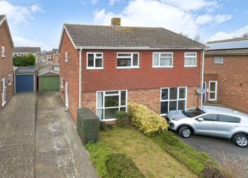 Thumbnail 3 bedroom semi-detached house to rent in Pembroke Road, Coxheath, Maidstone