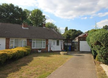 Thumbnail 2 bed bungalow for sale in Field Way, Aldershot