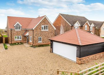 Thumbnail 5 bedroom detached house for sale in Avenue Road, Rushden