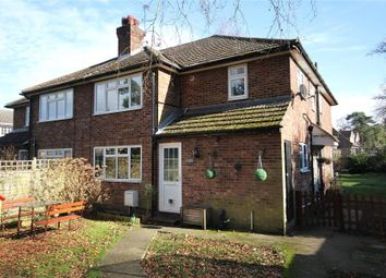 Thumbnail 2 bedroom flat to rent in Onslow Crescent, Woking