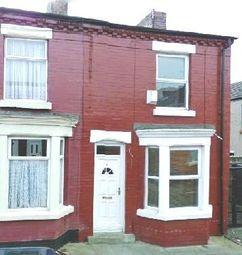 Thumbnail 2 bed terraced house for sale in Somerton Street, Wavertree, Merseyside