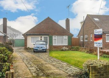 Thumbnail 3 bed detached bungalow for sale in Hurley Road, Worthing, West Sussex