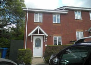 Thumbnail 2 bed end terrace house to rent in Grazier Avenue, Two Gates, Tamworth