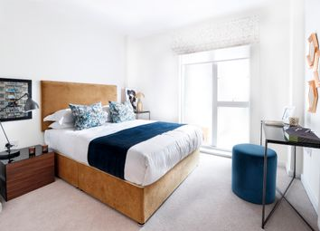 Thumbnail 3 bedroom flat for sale in Barrington Road, Brixton, London