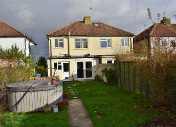 Thumbnail 3 bed semi-detached house for sale in London Road, Chippenham, Wiltshire